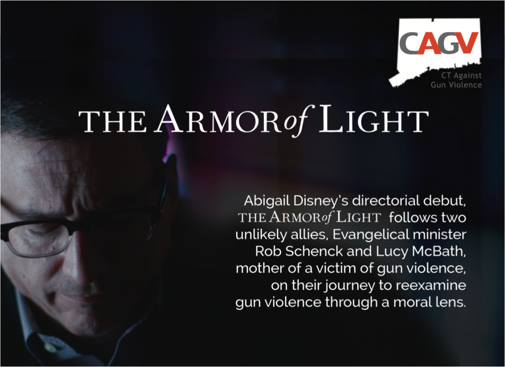 CAGV Armor of Light Invite #1 Graphic