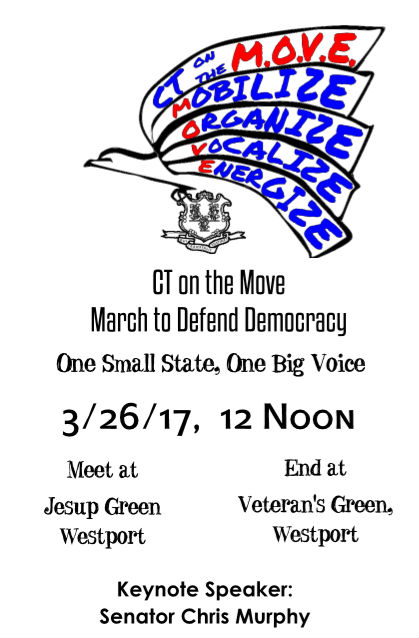 CT on the Move March @ Jesup Green | Westport | Connecticut | United States
